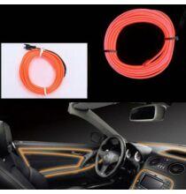 Gocomma Vízálló LED Dekorációs Neon Stílus Világítás - Narancssárga (10 méter)