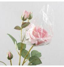 Aranyozott Rózsa - Világos Rózsaszín (2db)