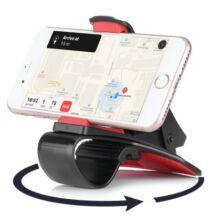 Gocomma 360 fokos forgatható autós telefon tartó