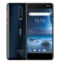 Nokia 8 Plus 4G okostelefon - Kék