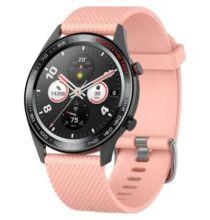 Karóra Szíj Huawei Honor Magic Watch Okosórához - Rózsaszín