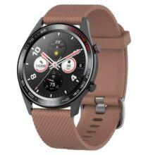 Karóra Szíj Huawei Honor Magic Watch Okosórához - Kávé