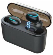HQB - Q32 TWS Vezetéknélküli Fülhallgató Töltő Tokkal