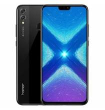EU ECO Raktár - HUAWEI Honor 8X 4G okostelefon - 4GB 128GB - Fekete