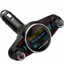 Autós Vezetéknélküli Bluetooth FM Transzmitter