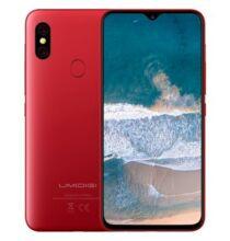 UMIDIGI F1 4G okostelefon - Piros