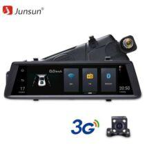 Junsun A900 Autós DVR Kamera 3G Android 5.0 Full HD 1080P