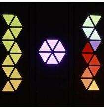 EU ECO Raktár - Alfawise A9 DIY Okos Fali LED Lámpa