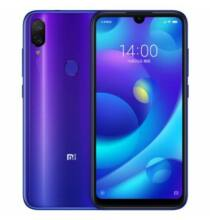 Xiaomi Mi Play 4G okostelefon - Kék