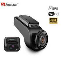 EU ECO Raktár - JunsunS590 4k Ultra HD WiFi Autós Menetrögzítő Dash Cam