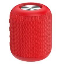Lymoc X9 Hordozhat IPX5 Vízálló Vezetéknélküli Bluetooth Hangszóró - Piros