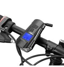 Gocomma 3-in-1 Okos USB Vezetéknélküli Kerékpáros Lámpa