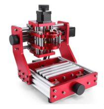 EU ECO Raktár - Eazmaker C20 500mw Lézeres CNC 2-in-1 Gravírozó Gép - Piros