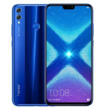 EU ECO Raktár - HUAWEI Honor 8X 4G okostelefon - 4GB 64GB - Kék