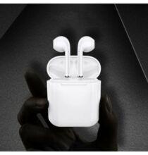 TWS - I9S Bluetooth Vezetéknélküli Fülhallgató Töltő Tokkal