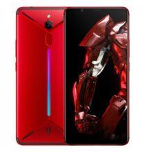 EU ECO Raktár - Nubia Mars 4G okostelefon 6GB RAM 64GB ROM 16.0MP Rear Camera Fingerprint Sensor- Piros