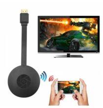 Vezetéknélküli 1080P HDMI WiFi TV Okosító Stick