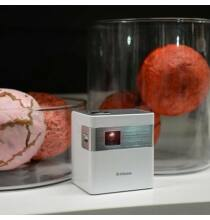 EU ECO Raktár - Alfawise D2 3000 Lumen Hordozható WiFi Okos Projektor