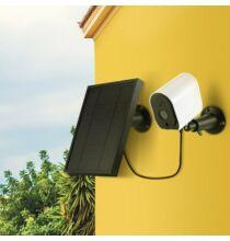 EU ECO Raktár - Alfawise L3 Szolár Paneles 1080P WiFi HD Vezetéknélküli IP Kamera - Fehér