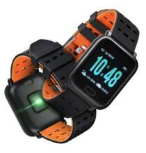 Gocomma A6 Sport Okos óra - Narancssárga