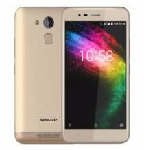 SHARP R1 4G okostelefon - Arany