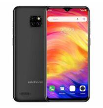 EU ECO Raktár - Ulefone Note 7 3G okostelefon - Grafit Fekete