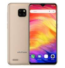EU ECO Raktár - Ulefone Note 7 3G okostelefon - Pezsgő Arany