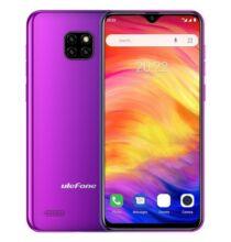 EU ECO Raktár - Ulefone Note 7 3G okostelefon - Lila