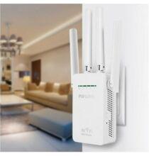 WR09 Vezetéknélküli WiFi Jelerősítő - Fehér