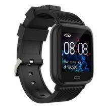 Bilikay G20 Vezetéknélküli Bluetooth Sport Okosóra - Fekete