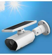 EU ECO Raktár - Bilikay L4 Plus Szolár kültéri Vezetéknélküli 1080P kamera
