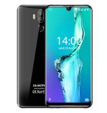 EU ECO Raktár - OUKITEL K9 4G okostelefon - Fekete