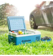 EU ECO Raktár - Alfawise B15 15L Autós Hordozható Hűtőtáska - Kék