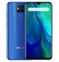 EU ECO Raktár - Ulefone Power 6 4G okostelefon - Kék