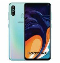 EU ECO Raktár - Samsung Galaxy A60 4G okostelefon - Világoskék