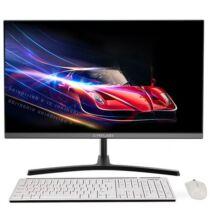 EU ECO Raktár - Teclast T24 Pro AIO 23.8 Inch Asztali Számítógép 8G DDR3 RAM 240GB SSD - Fekete