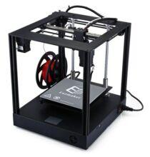 EU ECO Raktár - Eazmaker XY Cube Safe Stable Nagy Precíziós DIY 3D Nyomtató - Fekete