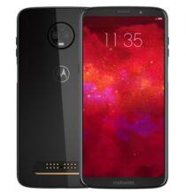 EU ECO Raktár - Motorola Moto Z3 4G okostelefon Nemzetközi verzió - Fekete