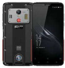 EU ECO Raktár - Elephone Soldier 4G okostelefon - Fekete