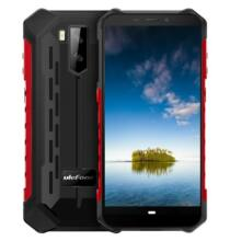 EU ECO Raktár - Ulefone Armor X3 3G okostelefon - Piros