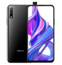 EU ECO Raktár - HUAWEI Honor 9X 4G okostelefon - 4GB 64GB - Fekete
