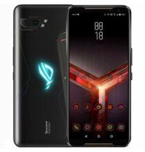 EU ECO Raktár - ASUS ROG Phone 2 Gaming 4G okostelefon 8GB RAM 128GB ROM - Fekete
