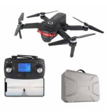 EU ECO Raktár - LEAD HONOR X46G GPS 5G WiFi FPV RC Drón 4K Kamerával - 3 Akkumulátorral + Táskával