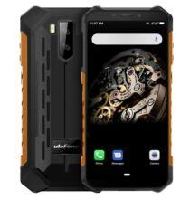 EU ECO Raktár - Ulefone Armor X5 4G okostelefon 5.5 inch Android 9.0 - Narancssárga