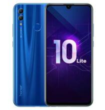 EU ECO Raktár - HUAWEI Honor 10 Lite 4G okostelefon 6.21 inch 3GB RAM 32GB ROM - Kék