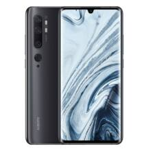 EU ECO Raktár - Xiaomi Mi Note 10 (CC9 Pro) 108MP Okostelefon - Fekete