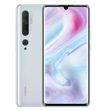 EU ECO Raktár - Xiaomi Mi Note 10 (CC9 Pro) 108MP Okostelefon - Fehér