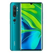 EU ECO Raktár - Xiaomi Mi Note 10 (CC9 Pro) 108MP Okostelefon - Zöld