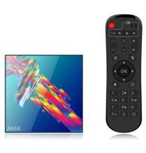 A95X R3 Android 9.0 Smart TV Box - Fekete - 4GB RAM+64GB ROM