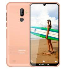 EU ECO Raktár - OUKITEL Y1000 3G Okostelefon 6.088 inch Android 9.0 MT6580P Quad Core 2GB RAM 32GB ROM - Pink